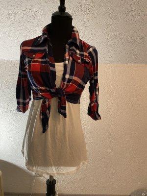 Colloseum Empiècement de blouses multicolore