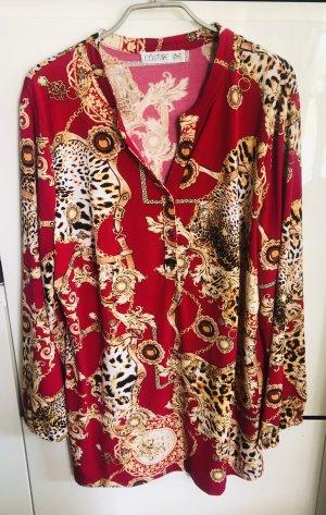 Couture Line Blouse brillante multicolore