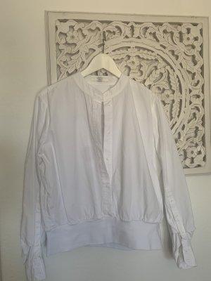 Yaya Long Sleeve Blouse white