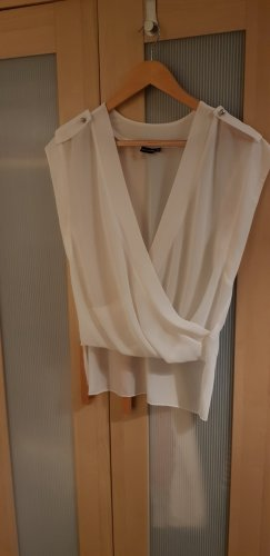 Bodyflirt Blusa trasparente bianco