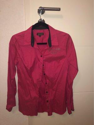 Soccx Blusa-camisa magenta-rojo frambuesa