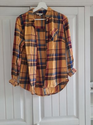 Next Checked Blouse multicolored cotton