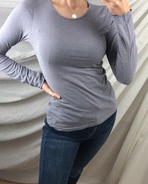 American Apparel Blouse met lange mouwen veelkleurig