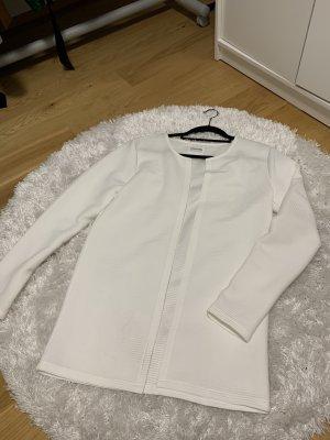 Chicorée Empiècement de blouses blanc