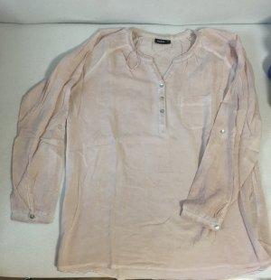 Janina Camicia blusa rosa chiaro