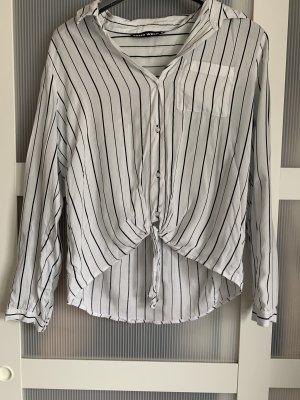 Tally Weijl Long Sleeve Blouse white-black