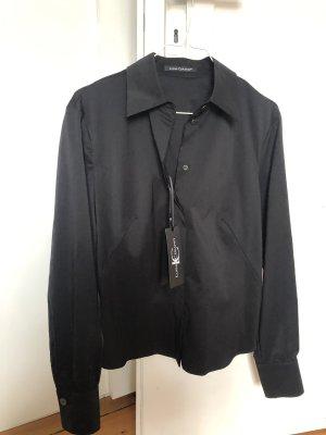 Luisa Cerano Camicia blusa nero