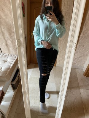 Lookbookstore Camicetta a maniche lunghe turchese