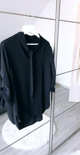 Camicetta lunga blu scuro