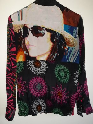 Desigual Slip-over Blouse multicolored