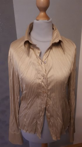 Crash Blouse camel