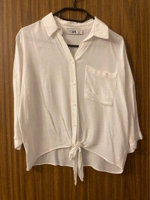 adl Colletto camicia bianco-bianco sporco