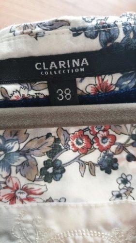 Clarina Marynarka koszulowa szary niebieski-błękitny
