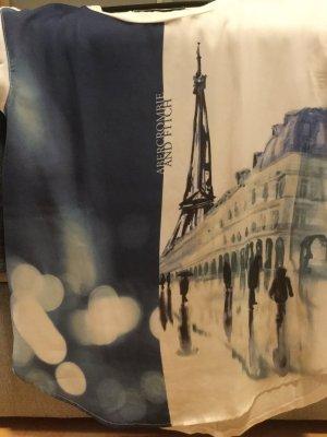 Bluse Abercrombie&Fitch weiß - Gr S