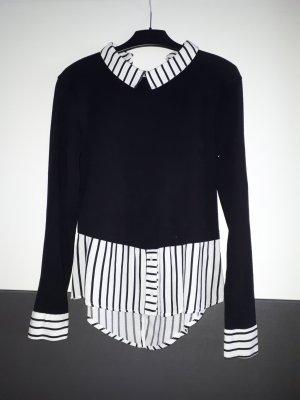Tally Weijl Davantino (per blusa) bianco-nero