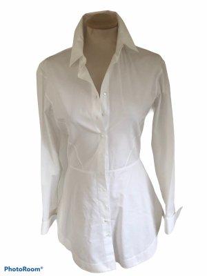 Alaïa Lange blouse wit