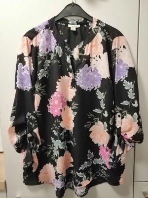 Amisu Oversized Blouse multicolored