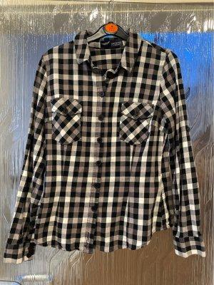 Arizona Shirt Blouse white-black