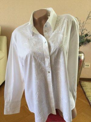 Bluse aus 100% Baumwolle von Seidensticker