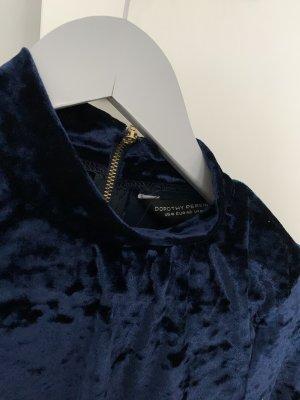 Dorothy Perkins Bodysuit Blouse blue