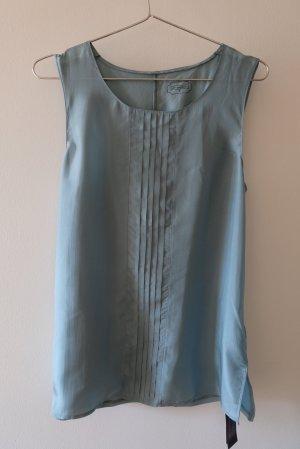Bluse aus Seide und Modal