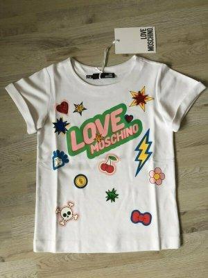 Love Moschino T-Shirt multicolored viscose