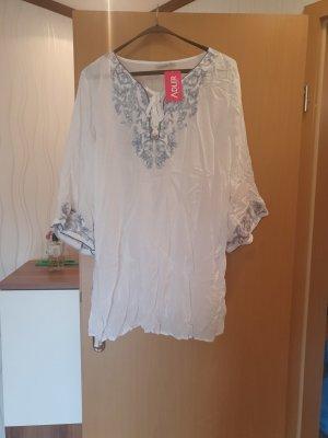 Adler Tunic Blouse white