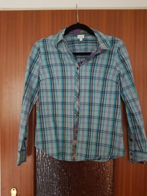 Alba Moda Koszulowa bluzka Wielokolorowy Bawełna