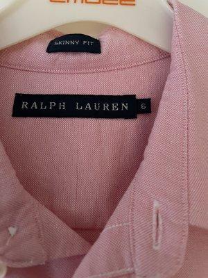 Polo Ralph Lauren Camicetta a maniche lunghe rosa pallido