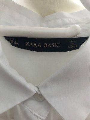 Zara Blouse-chemisier blanc