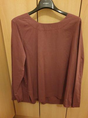 Bluzka oversize różowy
