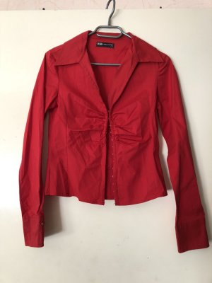 BSB Collection Camicetta a blusa rosso