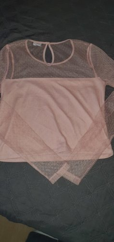-8- Venice Blouse Top rose-gold-coloured