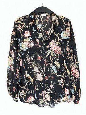 GP & JBAKER X H&M Oversized blouse zwart