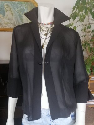 Betty Barclay Transparent Blouse black