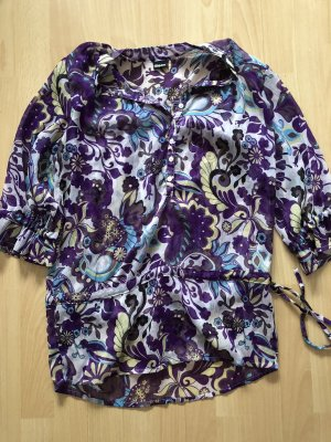 Chillytime Blouse lilac-white