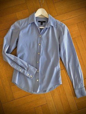 Bluse blau gestreift von GANT in 34