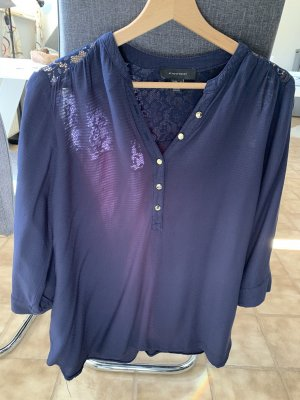 Bluse blau Versand 2,20 Euro