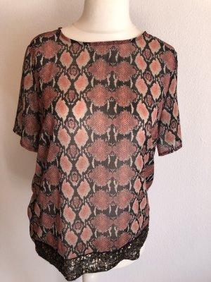 Mango collection Tunique-blouse multicolore