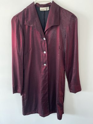 another woman Splendor Blouse bordeaux viscose