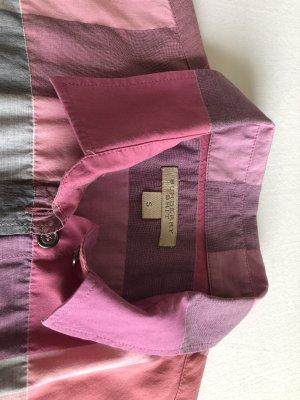 Burberry Camicetta a maniche lunghe multicolore
