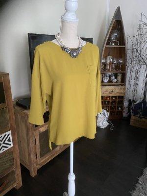 C&A Blouse Shirt neon yellow-yellow