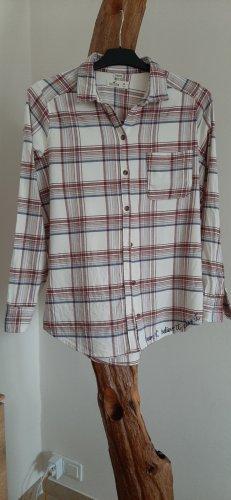 Holister Geruite blouse veelkleurig