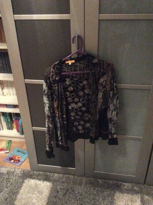 Biba Blouse en crash multicolore