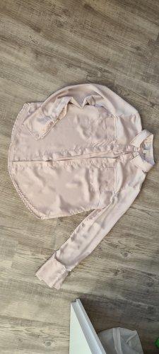 Alexander Wang for H&M Cuello de blusa rosa empolvado