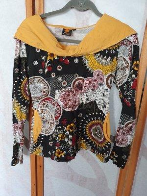 Chapati Blouse Shirt multicolored cotton