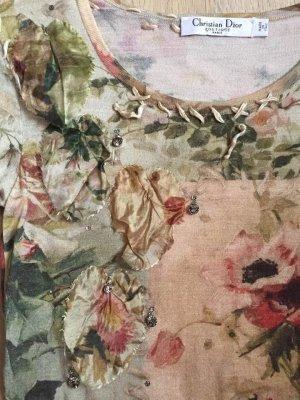 Bluse Christian Dior Wolle/Seide