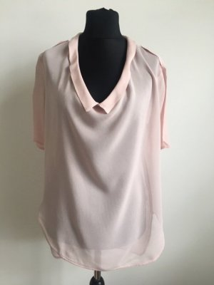 Bluse COS in rosa.