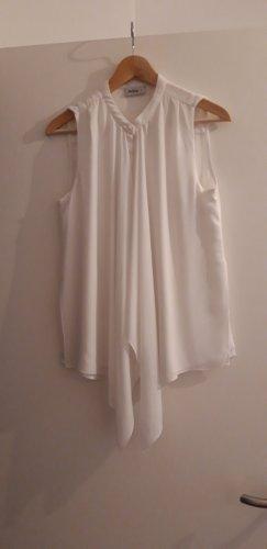 Bluse creme-weiß