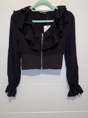 Bluse Cropped Zara